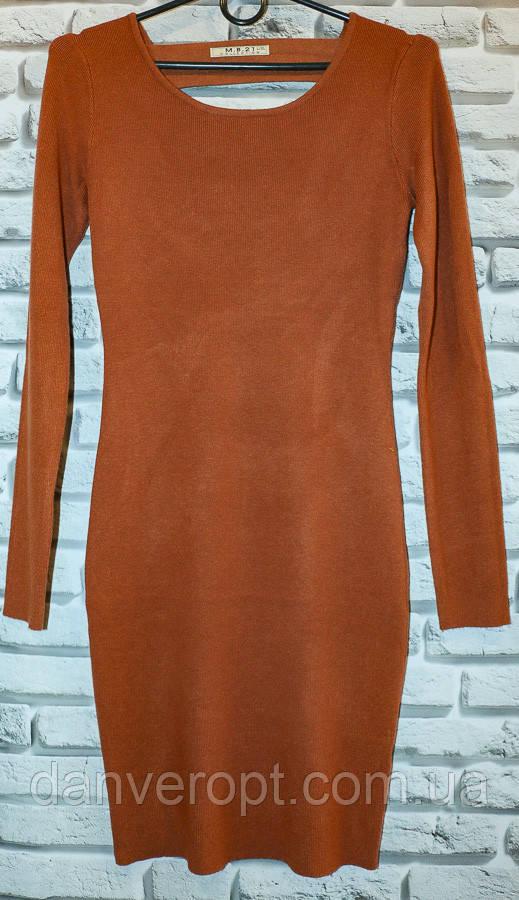 Платье женское молодежное размер S-XL купить оптом со склада 7км Одесса