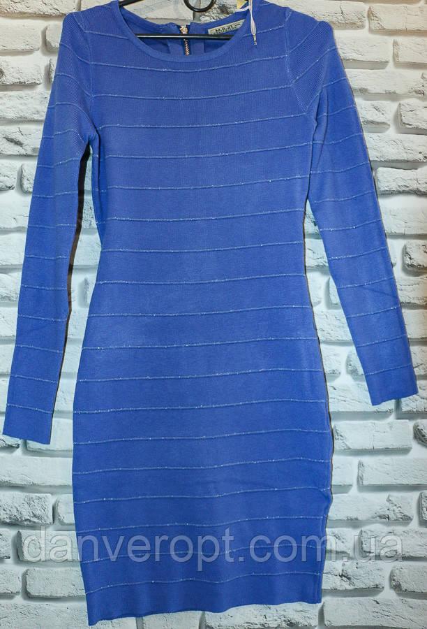 Платье женское модное размер S-XL купить оптом со склада 7км Одесса