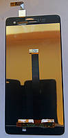 Дисплейний модуль для телефону Xiaomi Mi4 в зборі з тачскріном чорний