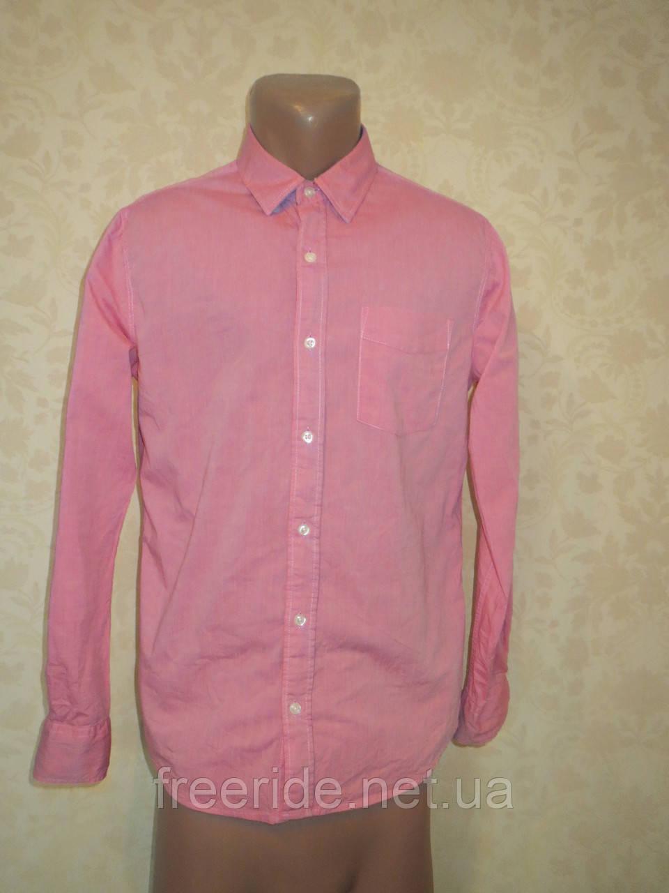 Фирменная стильная рубашка 21 MEN (M)