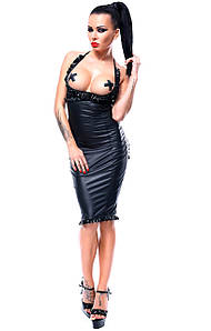 Сексуальное платье - Laureen Demoniq , цвет: черный