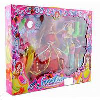 Кукла с нарядами и аксессуарами 30 см 6869-2S