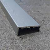 Алюмінієвий профіль З -17 мм, анодований., фото 4