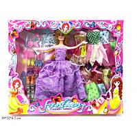 Кукла с нарядами и аксессуарами 30 см 6869-24S