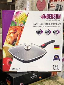 Сковорода-гриль с крышкой BN-314