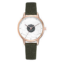 "Жіночі годинники Dicaihong ""flower"" 7897512-3 код (42419)"