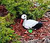 Садовая фигура Семья садовых аистов в гнезде №43 керамика, фото 4