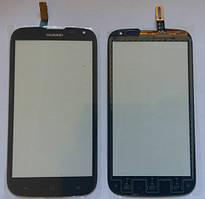 Тачскрин Huawei Ascend G610-U20 сенсор чорний оригінальний