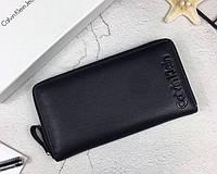 Клатч кошелек мужской кожаный модный качественный подарочный Кельвин Кляйн, фото 1