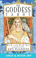The Goddess Tarot Deck - Book Set/ Таро Богинь, фото 1