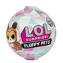 LOL пушистый Питомец MGA 560487 LOL сюрприз! LOL Fuzzy pets! Новинка 2019