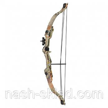 Лук блочный Hunter для спортивной стрельбы и охоты на мелкую дичь, фото 2