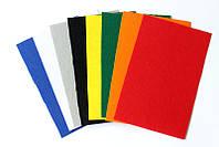 Набор корейского жесткого фетра Pugovichok Базовый 8 цветов hubRqYR28187, КОД: 128656