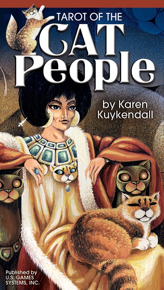 Tarot of the Cat People/ Таро Кошачьего Народа