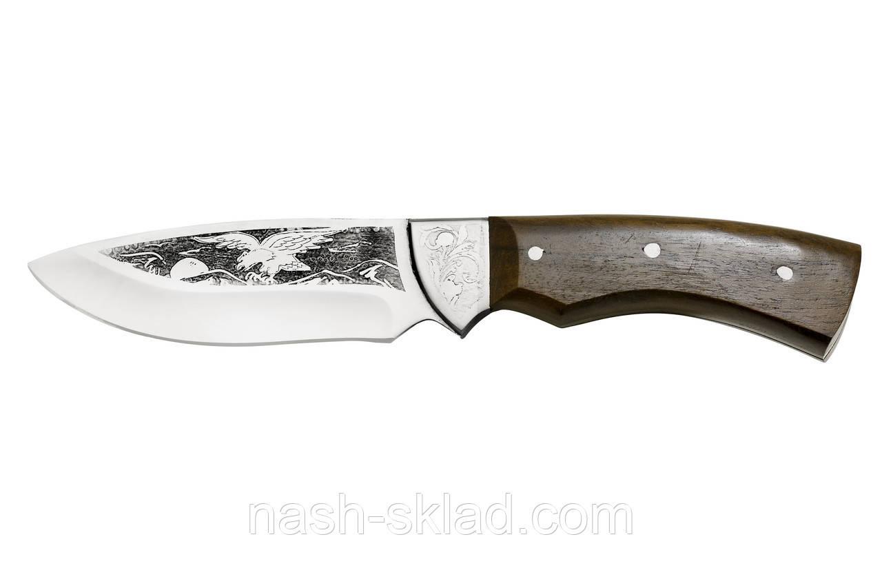 Нож охотничий ручной работы Орел