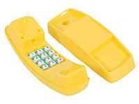 Телефон игровой Just Fun для детских площадок Желтый 3PR04-05A1 01, КОД: 1346152