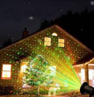 Лазерный круглый проектор laser light №84