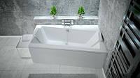 Акриловая ванна Infinity 150х90 (правая) Besco PMD Piramida