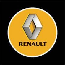 Підсвічування двері Renault врізна