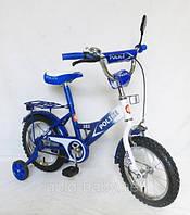 """Детский двухколесный велосипед """"Splint"""" 16 дюймов"""