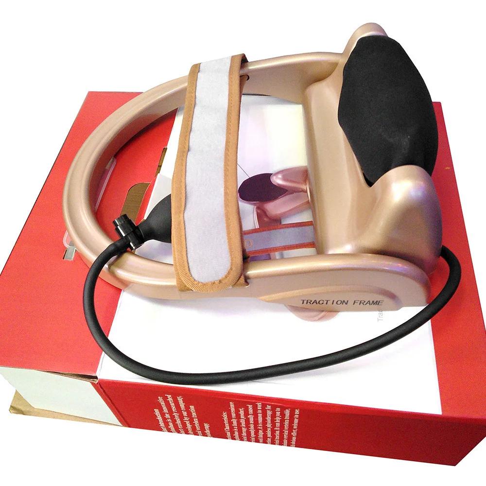 Тренажер для коррекции шейного отдела позвоночника - Physical Therapy Equipment of Cervical Vertebа