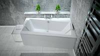 Акриловая ванна Infinity 160х100 (правая) Besco PMD Piramida