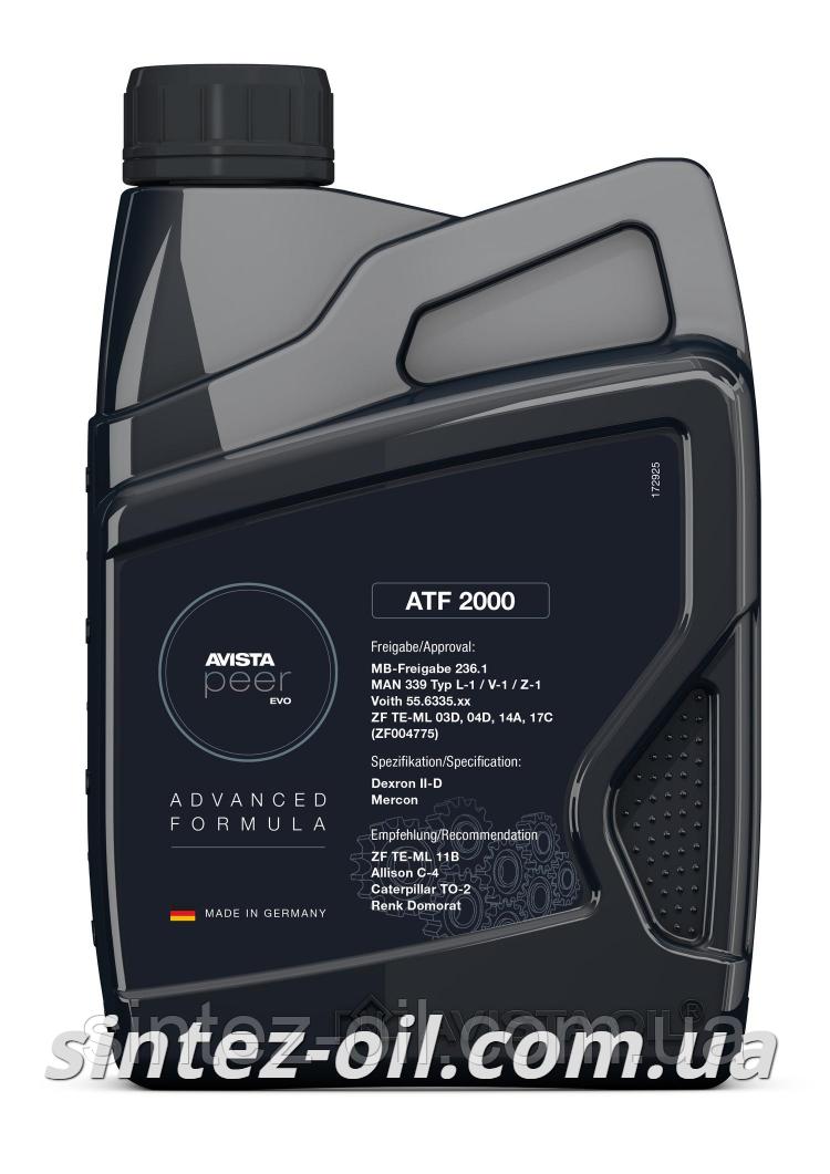 AVISTA peer EVO ATF 2000 (1л) Трансмісійне масло