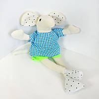 Мягкая игрушка Kronos Toys Мышь ребенок zol559, КОД: 120709