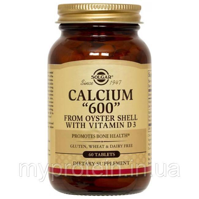SolgarКальцийCalcium 600 with vit D360 tabs