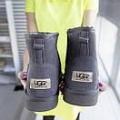 Женские модные сиреневые угги UGG, фото 6