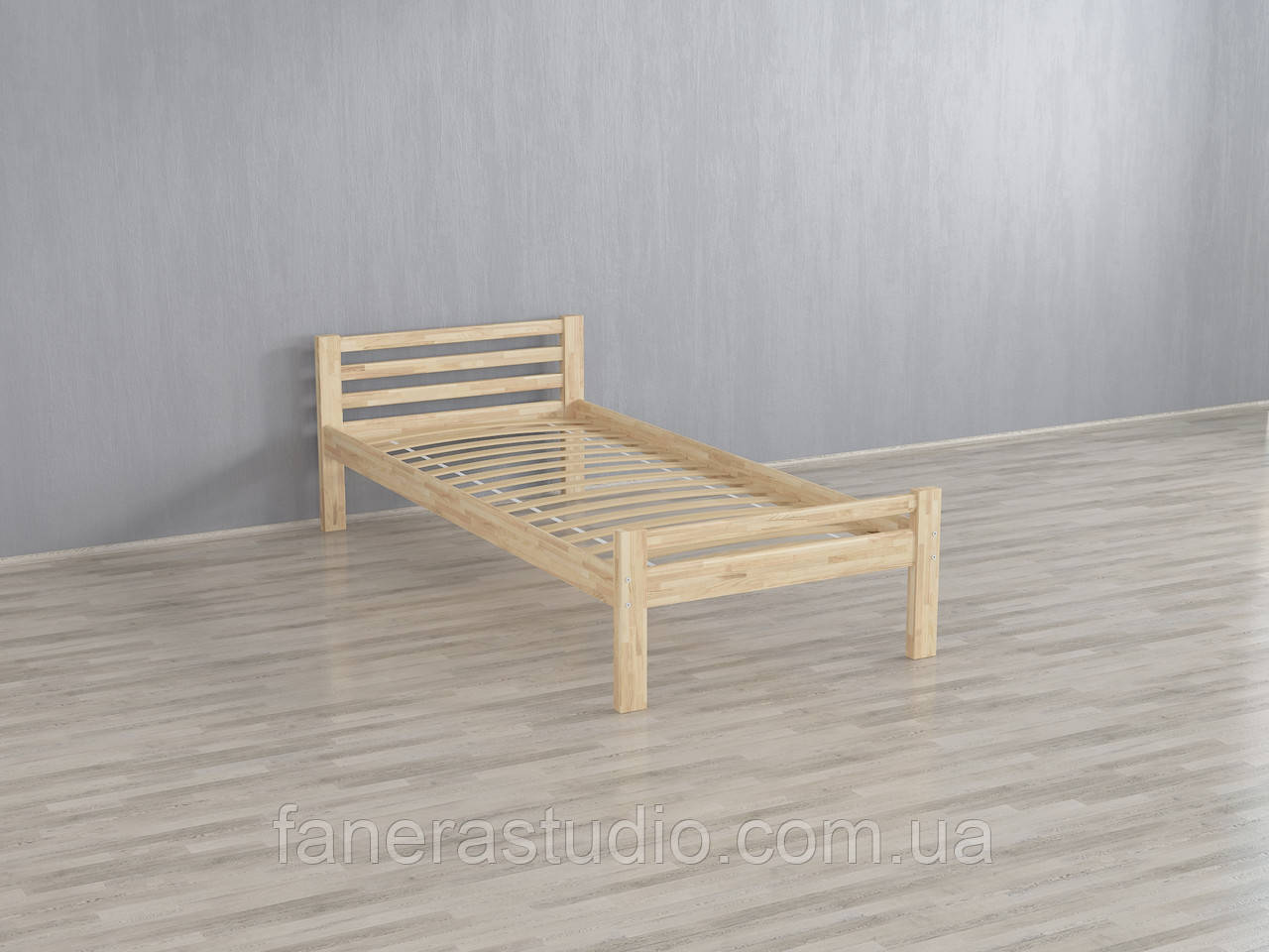 Кровать односпальная 200 * 90 см