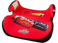 Бустер Автокрісло Детское автокресло бустер 15 - 36 кг ТАЧКИ 3 автомобильние бустеры Сиденье в автомобиль