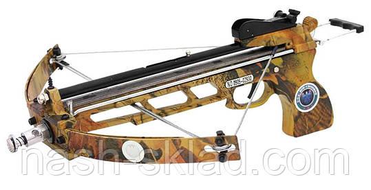 Арбалет пистолетного типа Ягуар, ОРИГИНАЛ, стреляет стрелами, и шариками, фото 2