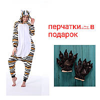 Костюм Кигуруми пижама Котик S, M, L, XL