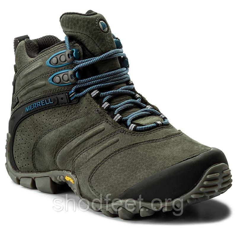 Ботинки Merrell Chameleon II Waterproof Mid J09377
