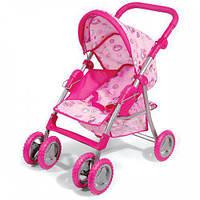 Коляска для куклы Melogo 9352 Розовый int9352, КОД: 127445