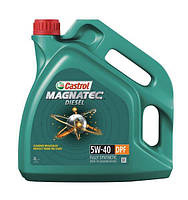 Моторне масло Castrol MAGNATEC Diesel 5W-40 DPF (4л)