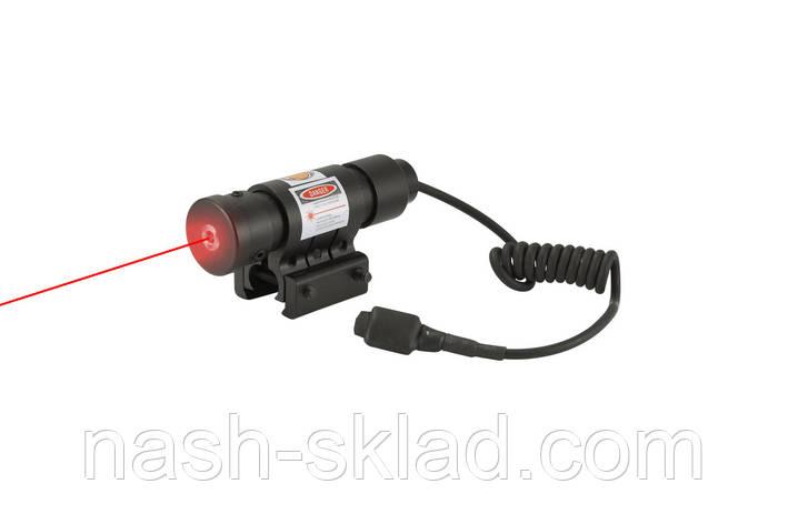 Лазерный целеуказатель  Красный луч, фото 2