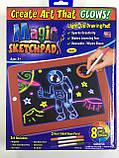 Доска для рисования Magic Pad deluxe ART-2606/ EL-615 (60 шт/ящ), фото 2