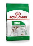 Royal Canin Mini Adult 2 кг - корм для собак мини пород от 10 месяцев до 8 лет