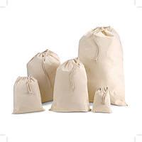 Мешки и мешочки тканевые