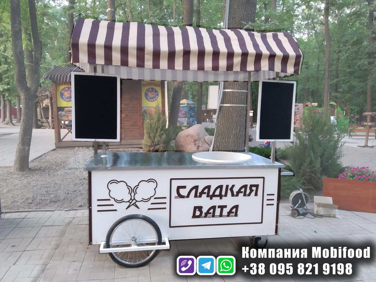 """Торговая тележка """"Универсальная"""" РТТ-3"""