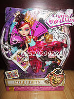 Кукла Лиззи Хартс Путь в страну чудес Ever After High Way Too Wonderland Lizzie Hearts