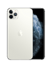 Смартфон Apple iPhone 11 Pro Max 512GB Dual Silver (MWF62)