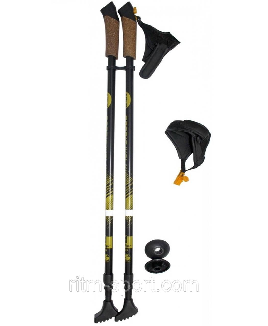 Палки для скандинавской ходьбы NILS (вес пары 555 г)