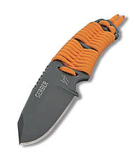 Нож Gerber Bear Grylls Paracord, отличный нож выживальщика + чехол, фото 3