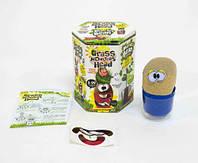 Набор креативного творчества Dankotoys Grass Monsters Head TOY-50807, КОД: 1323491