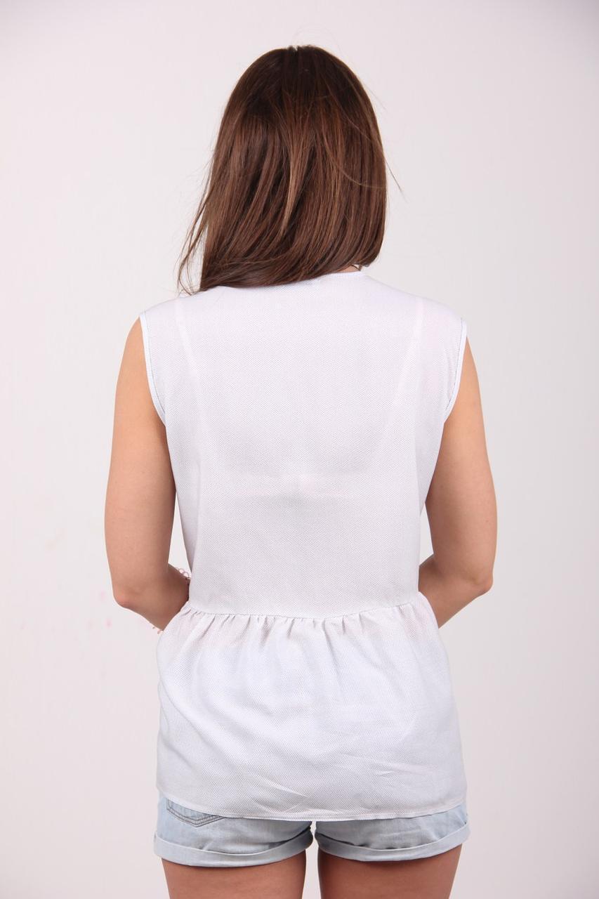 Блузка женская MissFashion 2064 (Белый S/M)
