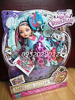 Кукла  Мэделин Хэттер Путь в страну чудес Ever After High Way Too Wonderland Madeline Hatter , фото 1