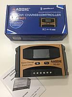Контроллер для солнечной батареи Raggie Solar controler RG-501 20A